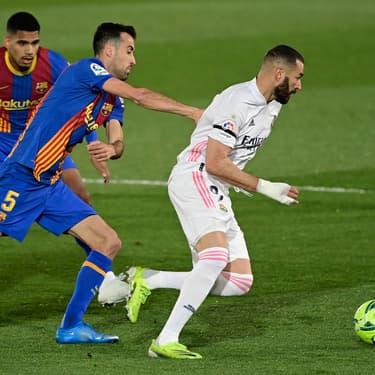 Barcelone - Real Madrid, el Clásico à suivre ce dimanche après-midi