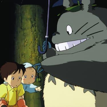 Les films Ghibli sont disponibles en VOD