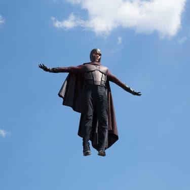 Magneto (Michael Fassbender), dans X-Men : Days of Future Past.