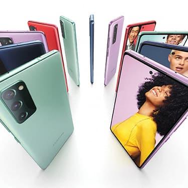 Samsung : les Galaxy S21 dévoilent leurs fiches techniques