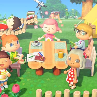 Animal Crossing : New Horizons, l'un des jeux les plus attendus de 2020 sur Nintendo Switch.