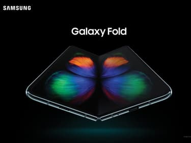 Samsung sort (enfin) son Galaxy Fold