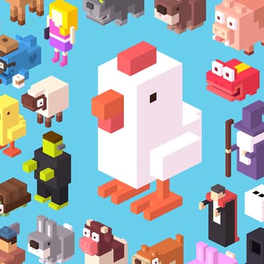Crossy Road, le plus fun des chemins de traverse