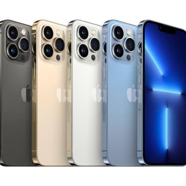 iPhone 13 : le détail des quatre modèles