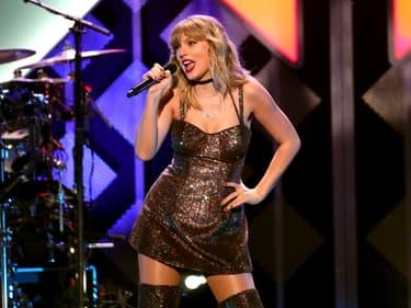 Taylor Swift, plus grosse vendeuse d'albums dans le monde