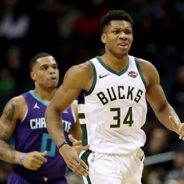 NBA Paris Game : présentation des Milwaukee Bucks et des Charlotte Hornets
