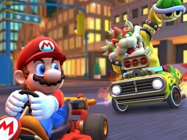 Mario Kart Tour débarque dans les rues de Paris