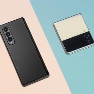 Samsung Galaxy Z Fold3 et Z Flip3 : quelles différences ?