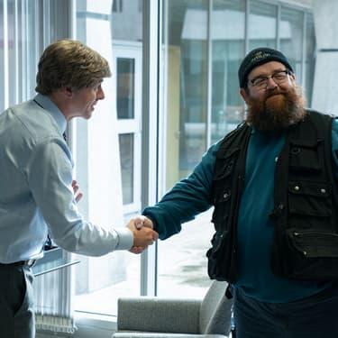Truth Seekers : Nick Frost et Simon Pegg débarquent sur Amazon Prime Video