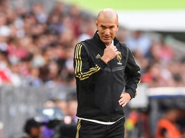 Real Madrid : Zidane sur la sellette ?