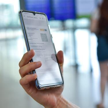 Comment utiliser le pass sanitaire sur smartphone ?