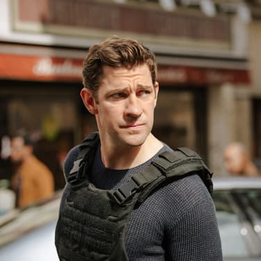 Jack Ryan dans la saison 1 de la série Amazon Prime Video