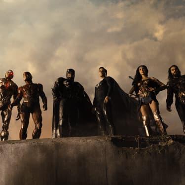 Zack Snyder's Justice League arrive sur OCS, avec une version spéciale