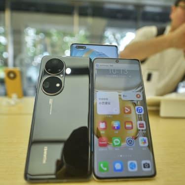 Huawei P50 et P50 Pro : des débuts sous Harmony OS