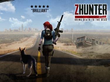 Zombie Hunter : le jeu mobile pour chasser des zombies
