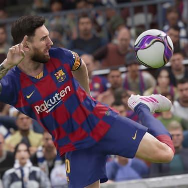 Lionel Messi est l'ambassadeur mondial de eFootball PES 2020, qui s'annonce comme une vraie révolution pour la licence