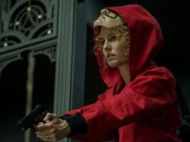 La Casa de Papel : pourquoi Mónica a pris Stockholm comme pseudo ?