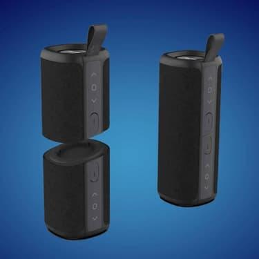 Altice 2 en 1 : une enceinte Bluetooth convertible