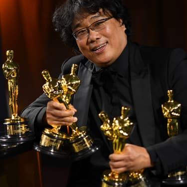 Le réalisateur Bong Joon-ho a triomphé aux Oscars 2020 avec son film Parasite