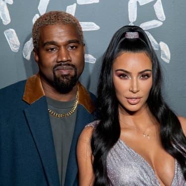 """Kanye West raconte sa rencontre """"magnétique"""" avec Kim Kardashian"""