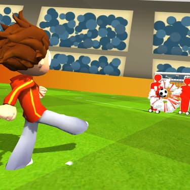 Angelo Football : la Débrouille s'essaie au foot