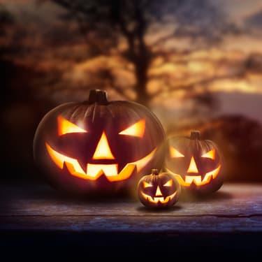 Sortez votre plus beau déguisement et votre meilleur rire narquois... C'est Halloween sur SFR Actus !