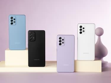 Samsung : le comparatif des séries de smartphones Galaxy