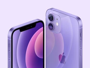 Nouveau : l'iPhone 12 mauve est déjà en précommande chez SFR !