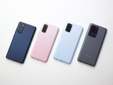 Bon plan SFR : le Samsung Galaxy S20 FE 5G à 129 euros