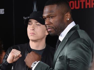 Eminem et 50 Cent préparent un nouveau featuring