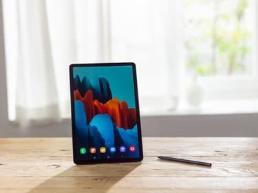 Quelles différences entre les tablettes Samsung Galaxy Tab ?