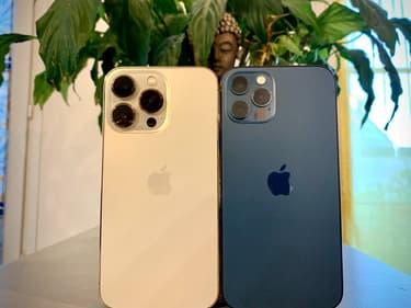 Quelles différences entre l'iPhone 12 et l'iPhone 13 ?