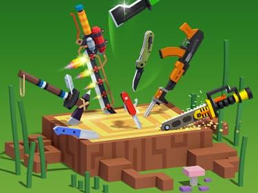 Flippy Knife, un jeu qui ne manque pas de tranchant
