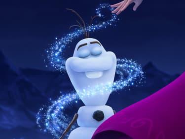 Les Aventures d'Olaf (La Reine des Neiges) sont sur Disney+