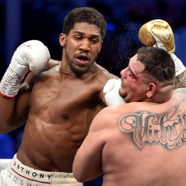Boxe : quel sera le prochain combat d'Anthony Joshua ?