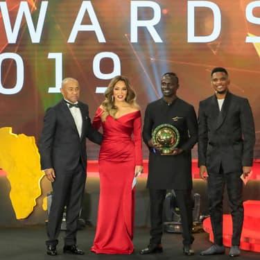Sadio Mané a reçu la récompense le lundi 7 janvier 2020 à Hurgada, en Égypte