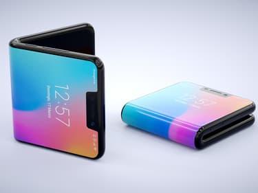 Le prochain Galaxy Fold de Samsung pourrait utiliser du verre pliable