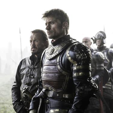 Jaime Lannister et Bronn prêts à affronter l'armée de Daenerys Targaryen dans Game of Thrones