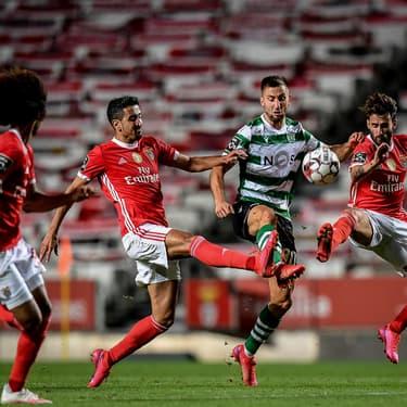 Liga NOS : suivez le derby de Lisbonne en portugais sur RMC Sport