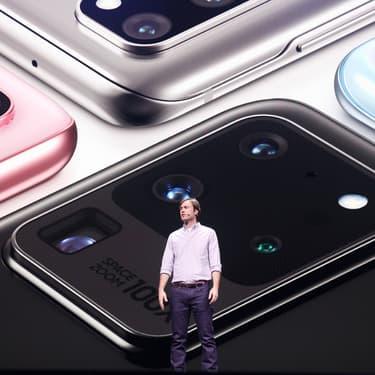 Le Samsung Galaxy Note 20 dévoile son joli design