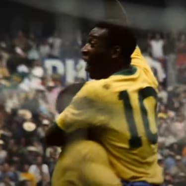 Un documentaire sur Pelé arrive sur Netflix