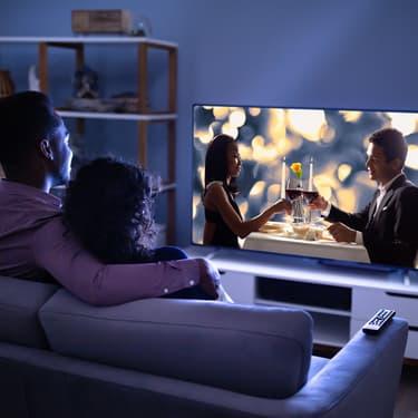 Faites d'une pierre deux coups en achetant une TV Samsung 4K UHD à moindre prix avec la box SFR !