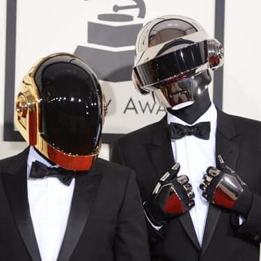 Retour en 5 clips sur la carrière des Daft Punk