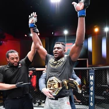 UFC : revivez l'incroyable KO de Ngannou sur Miocic
