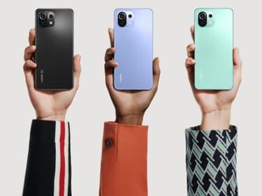 Xiaomi dévoile plein de nouveaux smartphones !