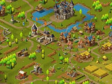 Townsmen, construisez votre cité médiévale sur SFR Gaming