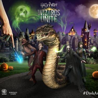 Harry Potter : Wizards Unite, le mois des Forces du mal pour Halloween !