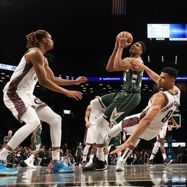 NBA : les Milwaukee Bucks sont (déjà) qualifiés pour les playoffs