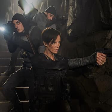 Les meilleures films d'action avec Charlize Theron