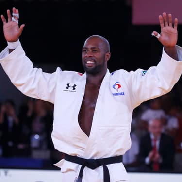 Teddy Riner, l'invincible